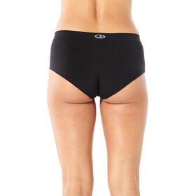 Icebreaker Anatomica Seamless Sport Hipkini Dame black
